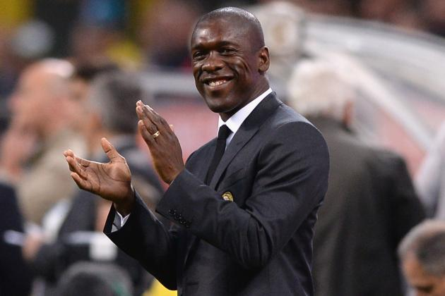Seedorf backed for Milan by ex-Inter chief