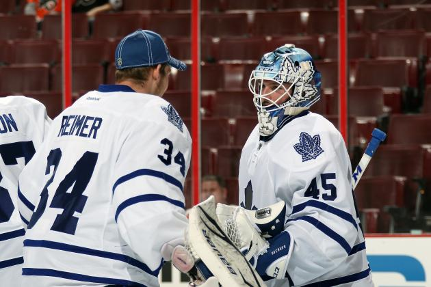 Who Should Make Up the Toronto Maple Leafs' Goaltending Duo in 2014-15?