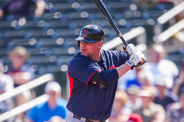 Indians Activate Jason Giambi, Call Up Trevor Bauer and Justin Sellers