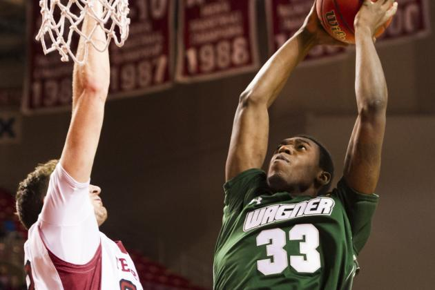 Former Wagner Forward Mario Moody Transfers to Bethune-Cookman
