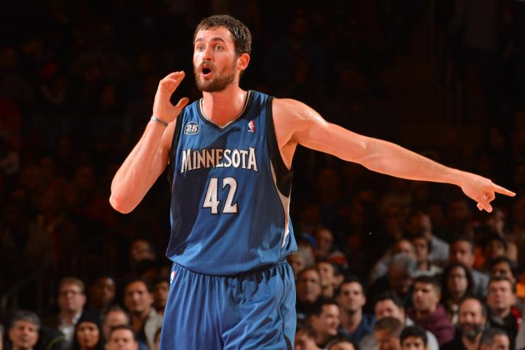 New York Knicks Must Give Up Pipe Dream of Trading for Kevin Love
