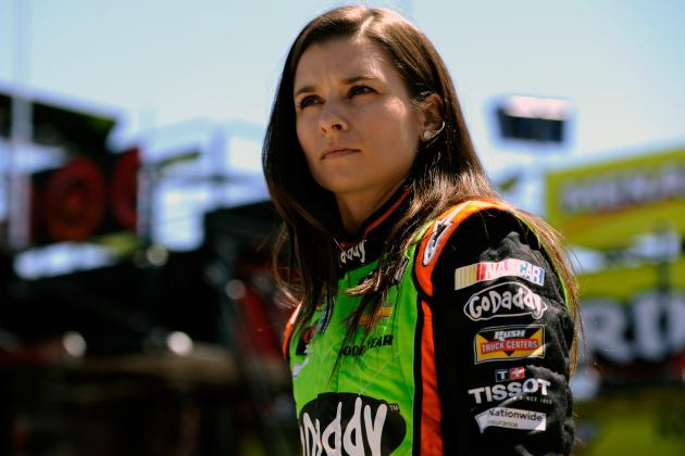 Danica Patrick: Latest News and 2014 Sprint Cup Ranking Ahead of Charlotte