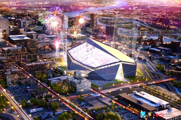 Minnesota Vikings to Host Super Bowl LII in 2018: Latest Details, Logo, Reaction