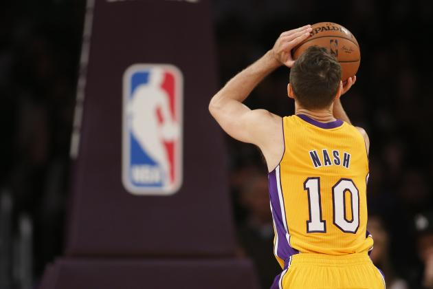 Lakers Rumors: Latest on Kevin Love, Steve Nash and More