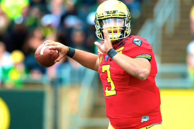How Concerned Should Oregon Be About QB Departures Behind Marcus Mariota?