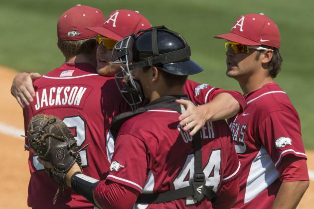 SEC Baseball Tournament 2014: Breaking Down Early Single-Elimination Results