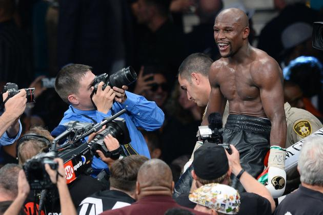 Floyd Mayweather Jr. Can't Waste Time in Booking Rematch Against Marcos Maidana