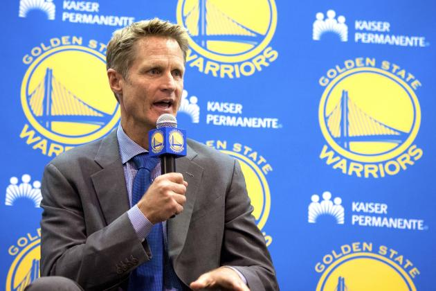Biggest Takeaways from Steve Kerr's Introduction with Golden State Warriors