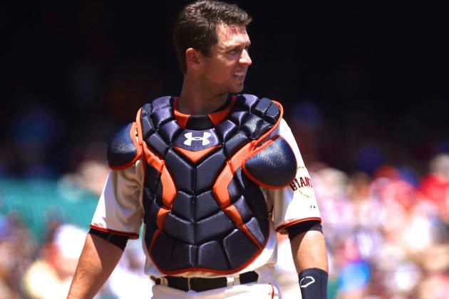 Buster Posey Injury: Updates on Giants Star's Back and Return