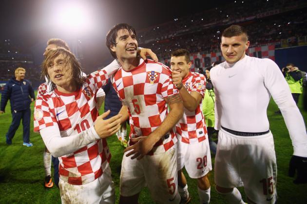 Is Croatia Emerging as a World Cup Dark Horse?