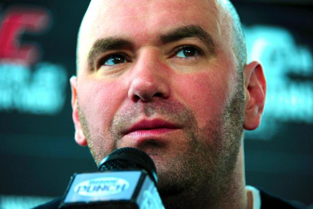 Dana White and Ken Shamrock Squash Beef, End Long-Standing Feud