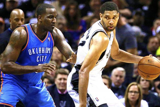 Tim Duncan Poised to Expose Soft Oklahoma City Thunder Defense
