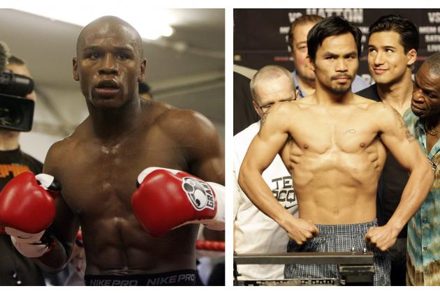 Is There Any Hope for Mayweather-Pacquiao After Manny's Extension with Top Rank?