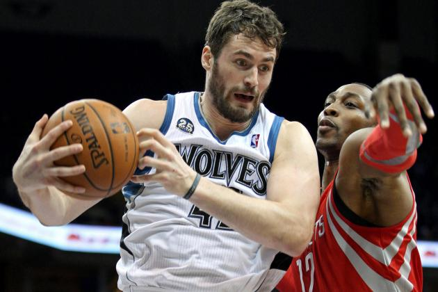 Will Kevin Love Suffer Same Fate as Dwight Howard in Messy Trade Saga?