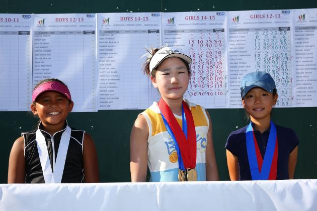 Why 11-Year-Old Lucy Li Qualifying for the 2014 US Open Is Good for Golf