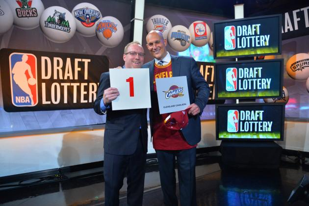 2014 NBA Mock Draft: Full 1st-Round Projections Following Lottery