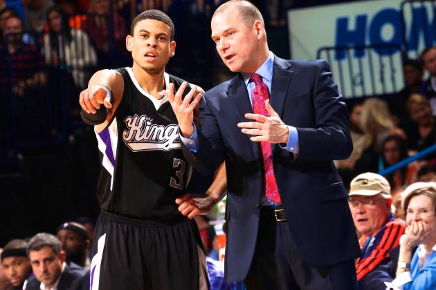 Report: Sacramento Kings Put No. 8 Pick on Trade Block