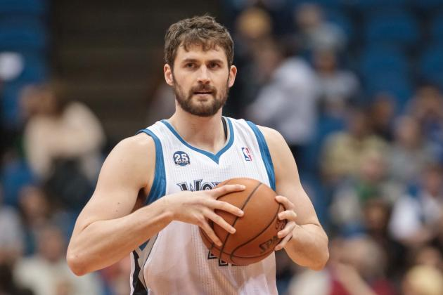 Would Kevin Love Trade Make Chicago Bulls New Eastern Conference Favorites?