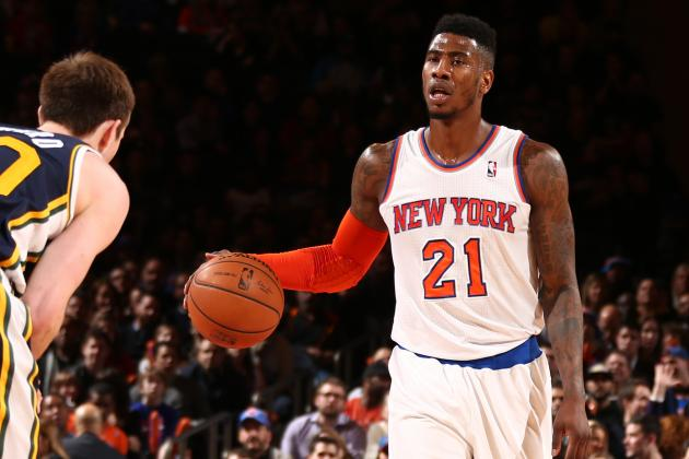 Where Does Iman Shumpert Fit in NY Knicks' Future?
