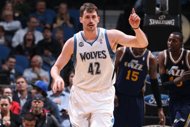 How 2014 NBA Draft Lottery Reshapes the Kevin Love Trade Sweepstakes