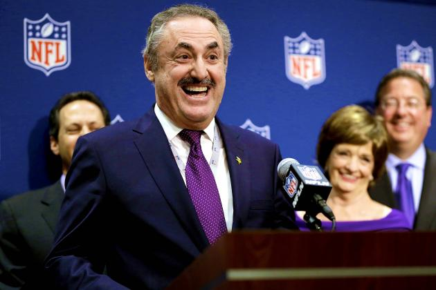 Minnesota's Winning Super Bowl LII Bid Proves NFL Prizes Public Stadium Money