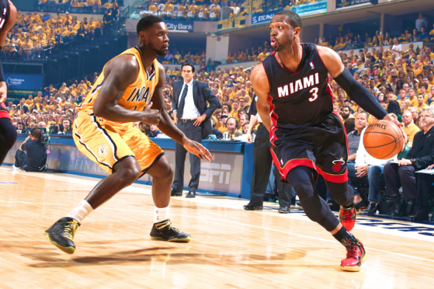 Heat vs. Pacers Game 2: Live Score, Highlights and Reactions