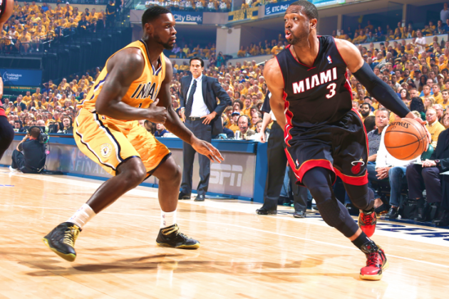 Heat vs. Pacers: Game 2 Score and Twitter Reaction from 2014 NBA Playoffs