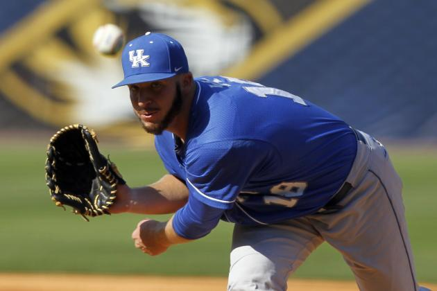SEC Baseball Tournament 2014 Scores: Day 1 Bracket Results and Day 2 Predictions