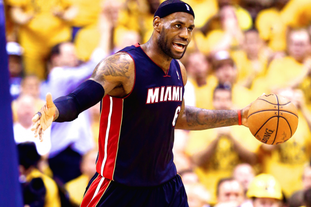 LeBron James, Dwyane Wade Save Heroics for 4th Quarter in Game 2