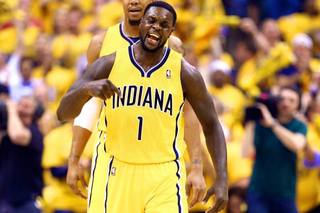 Indiana Pacers Waste Brilliant Lance Stephenson Performance in Game 2 Loss