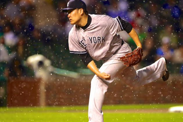Masahiro Tanaka Shows He's Human After All in 1st Loss Since 2012