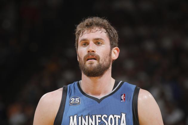 Lakers Rumors: Los Angeles Must Go All-in to Pry Kevin Love from Minnesota