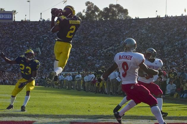 Michigan Football: Charles Woodson Has Big Expectations for Jabrill Peppers