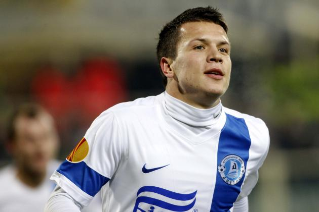 Yevhen Konoplyanka Transfer War Between Liverpool and Manchester United Expected