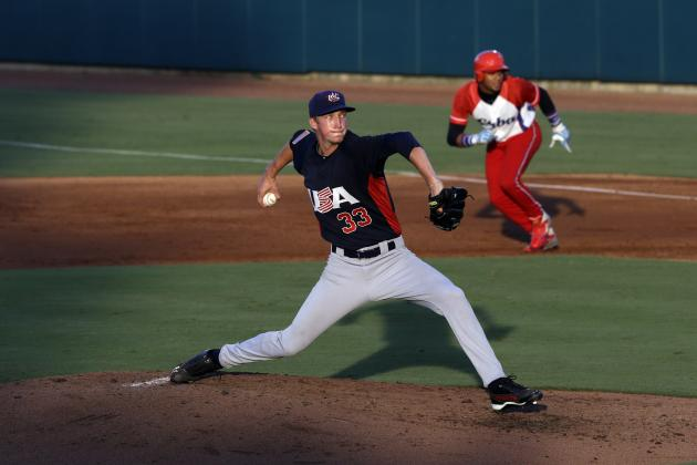 Erick Fedde: Prospect Profile for Washington Nationals' 1st-Round Pick
