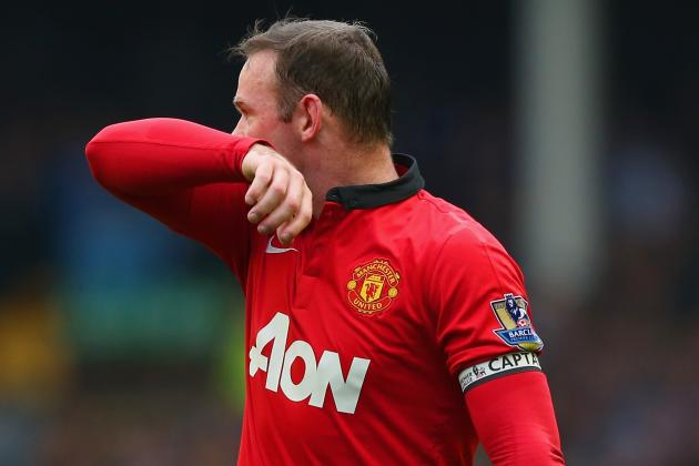 Wayne Rooney Tells Louis Van Gaal He Wants Manchester United Captaincy