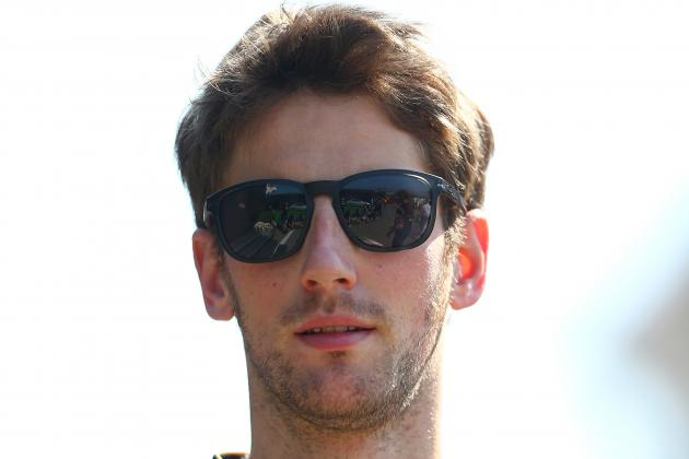 Lotus Rivals Want to Sign Grosjean Claims Lopez