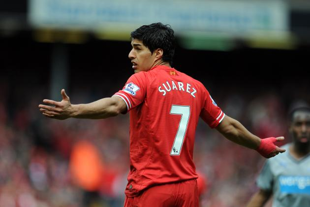 Liverpool Transfer News: Latest on Luis Suarez, Ashley Cole and Adam Lallana