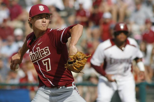 Luke Weaver: Prospect Profile for St. Louis Cardinals' 1st-Round Pick