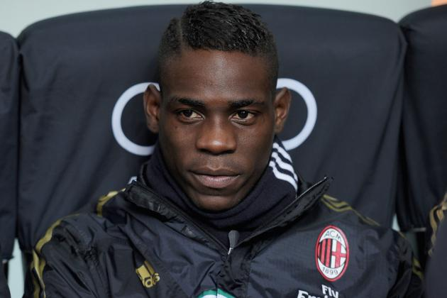 Mario Balotelli in Legal Battle with Ex-Girlfriend Raffaella Fico over Daughter