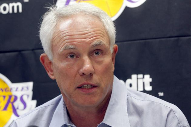 Vexing Questions Loom for Los Angeles Lakers After Disappointing Draft Lottery
