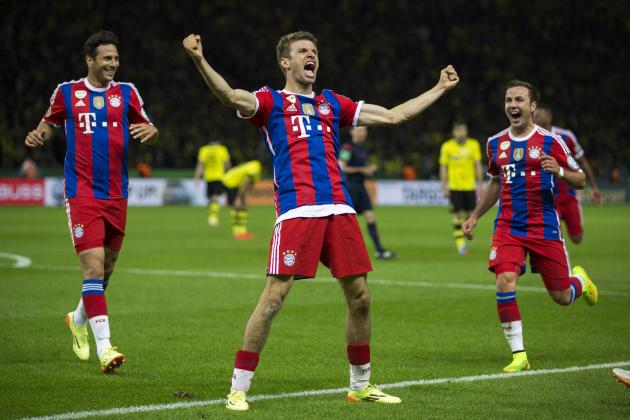 Thomas Mueller Talks Louis Van Gaal, Manchester United Transfer, Bayern Munich