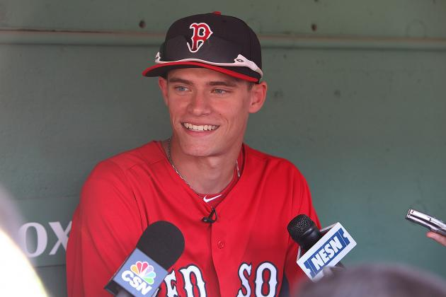 Boston Red Sox 2014 Mock Draft: Projecting Their Top 6 First-Round Targets