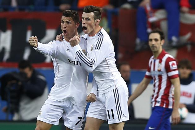 Real Madrid vs. Atletico Madrid: Live Stream, TV Info, Kick-off Time, Prediction