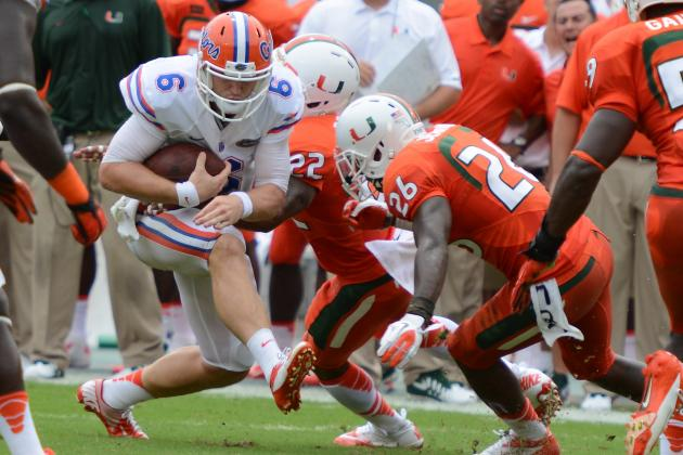 Florida Football: Gators Must Be Careful in How They Handle Scheduling Miami