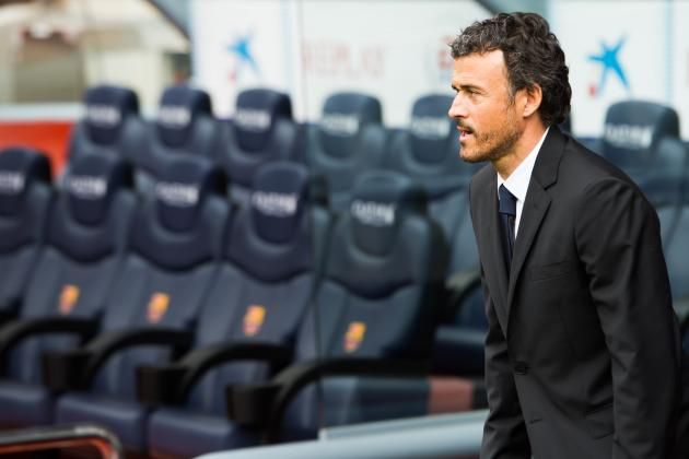 Barcelona Transfer News: Luis Enrique Talks Xavi, Neymar, Cesc Fabregas Futures