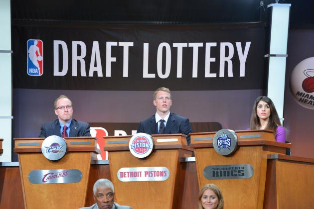 What Do Detroit Pistons Do Next After Missing NBA Lottery Pick?