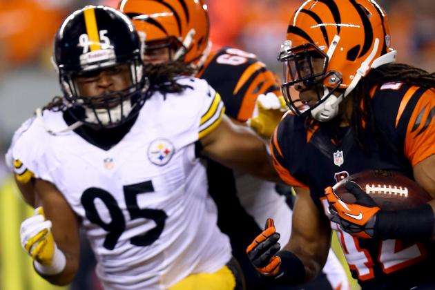 Steelers Wants Jarvis Jones to Be a 'Barn Boss'