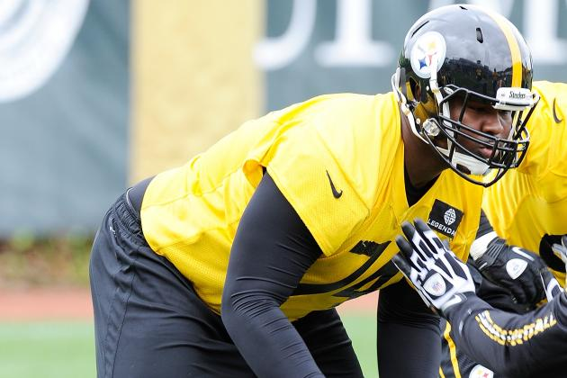 Steelers NT Dan McCullers Survived Constant Verbal Abuse