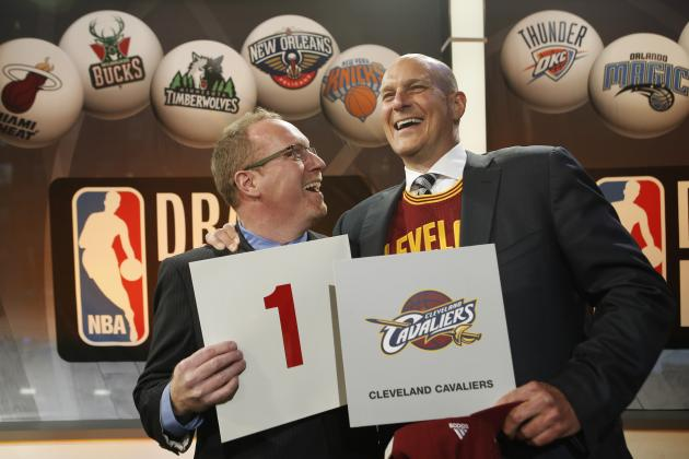 NBA Lottery Results 2014: Potential Targets for 1st-Round Teams with Order Set